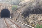 Frana sui binari, stop ai treni fra Tusa e Pollina-San Mauro Castelverde