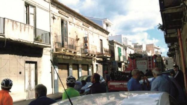 fuga gas spadafora, Messina, Cronaca