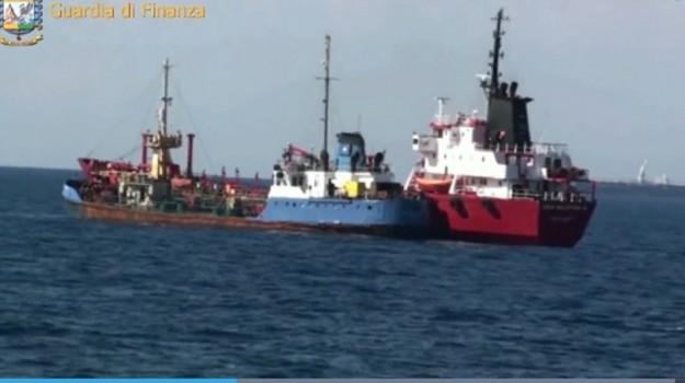 gasolio Libia Italia, Siracusa, Cronaca