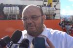 Giuseppe Mattina, assessore alle Attività sociali del Comune di Palermo
