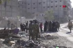 Battaglia a Raqqa, Siria
