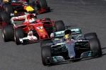 In Giappone vince Hamilton, nuovo disastro Ferrari: Vettel subito fermo
