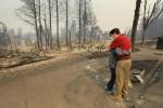 La California brucia ancora, 670 i dispersi e 3500 case divorate dal fuoco
