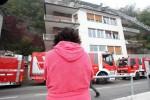 Padre incendia casa e muore con i suoi quattro figli