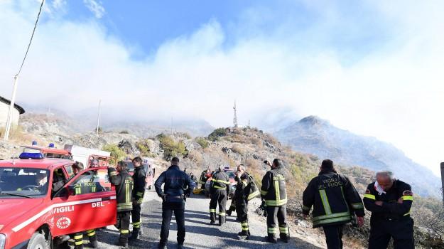 incendi piemonte, Sicilia, Cronaca