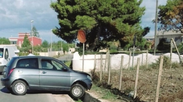 incidente marsala, Trapani, Cronaca