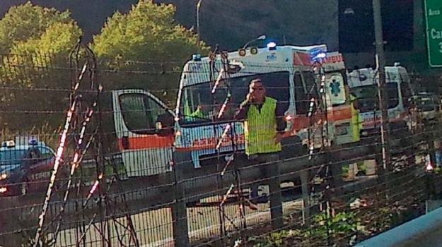 incidente palermo catania, Sicilia, Cronaca