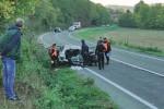 L'auto si ribalta, muoiono due siciliani in Piemonte