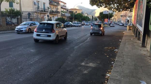 incedente palermo, Palermo, Cronaca
