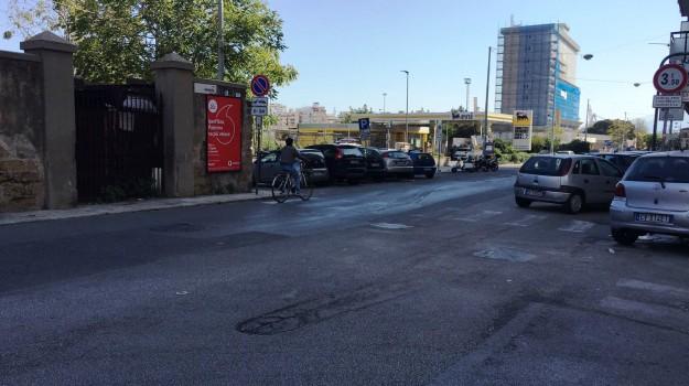 incidente moto palermo, motociclista morto palermo, Palermo, Cronaca