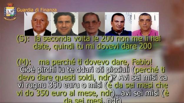 Giuseppe Ferdico, Luigi Miserendino, Palermo, Cronaca