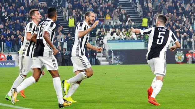 champions league, Juventus, Sicilia, Sport