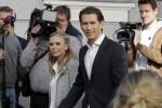 L'Austria vira a destra, trionfa il conservatore Kurz