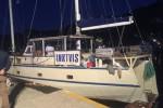 Nuovo sbarco di migranti a Lipari, in 119 a bordo di un veliero