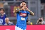 Il Napoli non si ferma: gol di Insigne e Olimpico espugnato - Video