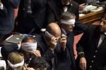 Rosatellum al Senato, il governo pone la fiducia su cinque articoli