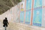 Niente manifesti per la visita di D'Alema a sostegno di Fava, a Trapani è polemica