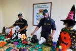 Sequestrati 100 mila accessori e maschere di Halloween illegali a Misterbianco