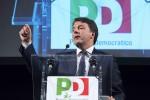 Sondaggi choc per Renzi: il Pd continua a scendere, sale Fi e M5s primo partito