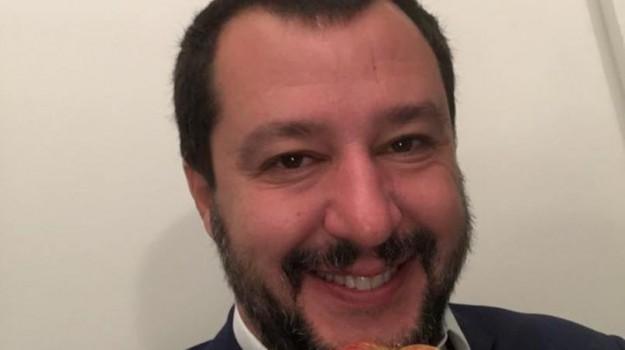 candidato governatore centrodestra, Lega, regionali sicilia 2017, Matteo Salvini, Nello Musumeci, Sicilia, Politica