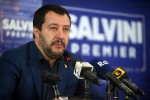 """Salvini: """"Orgoglioso di essere capolista anche in Calabria e in Sicilia"""""""