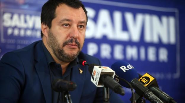 elezioni politiche 2018, Matteo Salvini, Sicilia, Politica