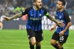 Tripletta di Icardi, festa Inter nel derby. La Samp liquida l'Atalanta
