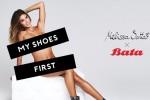 Melissa Satta stilista totalmente nuda... ma con le scarpe - Foto