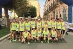 """Settecento atleti in gara per la """"Mezza Maratona"""" di Sciacca"""