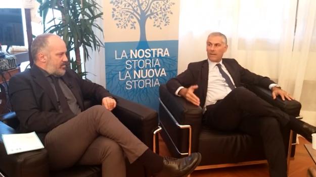 forum giornale di sicilia, regionali sicilia 2017, Fabrizio Micari, Sicilia, Politica