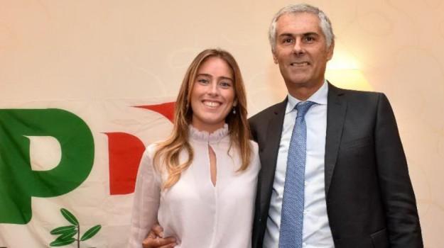 partito democratico, Maria Elena Boschi, Catania, Politica