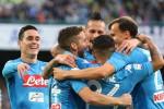 Il Napoli riconquista la vetta, la Lazio aggancia la Juventus