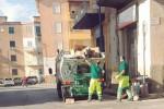 A Porto Empedocle ripresa la raccolta dei rifiuti