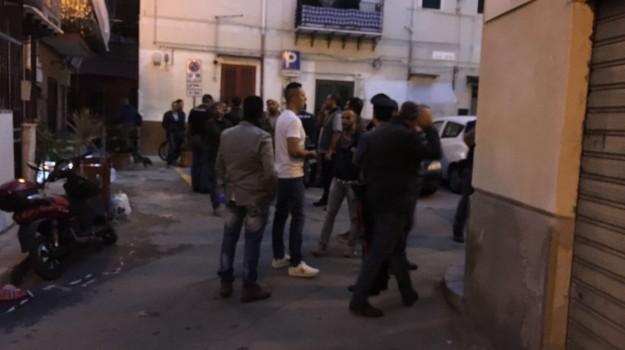 Delitto dell'Arenella, Palermo, Cronaca