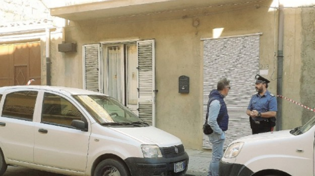 omicidio barrafranca, Enna, Cronaca