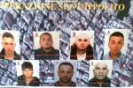 Spaccio nelle strade di Sant'Ippolito, ecco chi sono i 7 arrestati a Gela - Nomi e foto