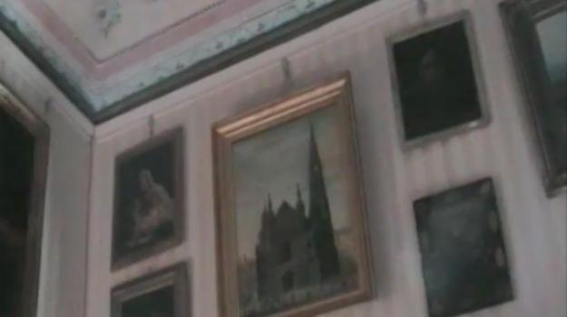 Opere mai visitate nell'alcova del palazzo Arcivescovile di Palermo