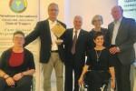 Panathlon Trapani, premio fair play a Fuchsova