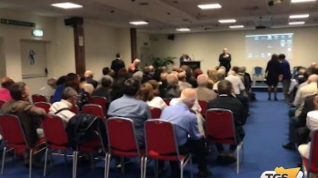 A Palermo un congresso per lo studio e per l'assistenza ai malati di Parkinson