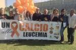 Partita per raccogliere fondi contro la leucemia a Castelvetrano