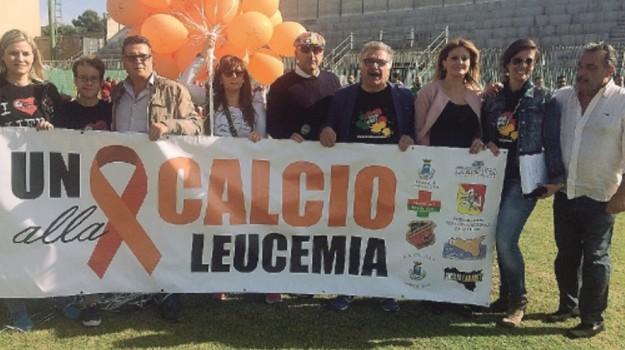 raccolta fondi leucemia, Trapani, Sport