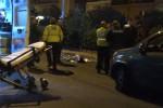 Pedone travolto e ucciso a Palermo: le immagini da viale Croce Rossa - Video