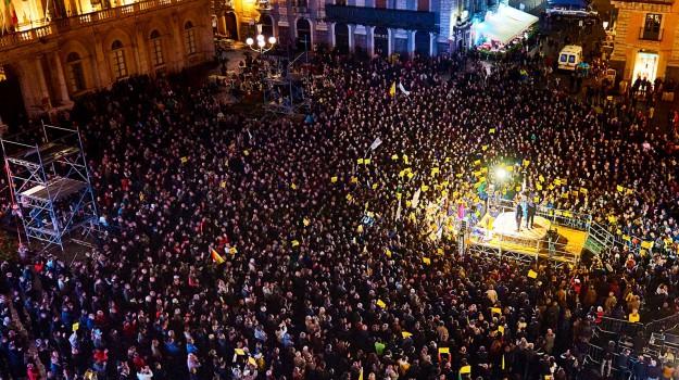 regionali sicilia 2017, Catania, Politica