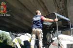 Aziende in ginocchio per i furti di attrezzature, sgominata banda di catanesi