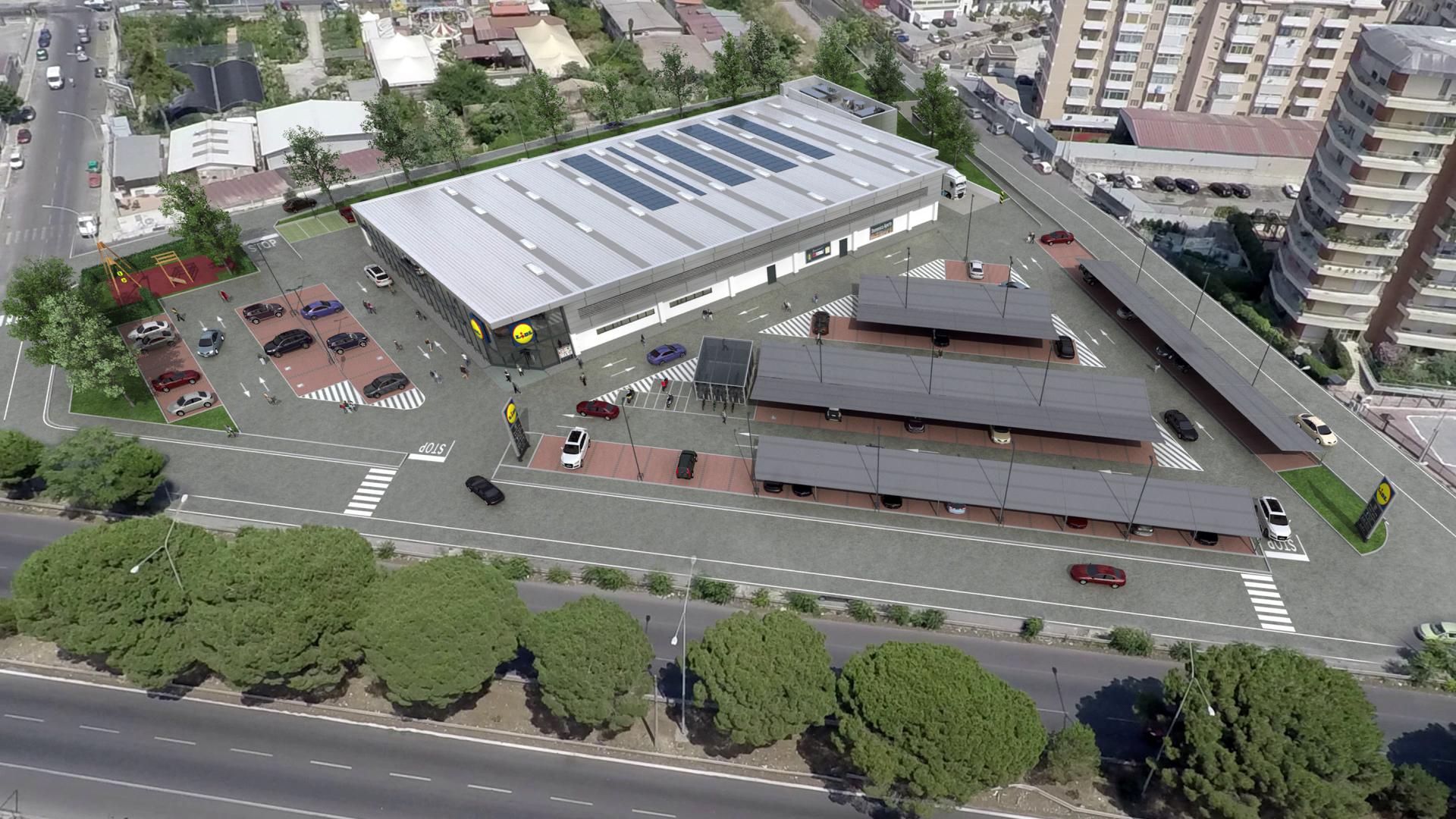 Palermo Lidl al posto di Salamone&Pullara gioved¬ l inaugurazione