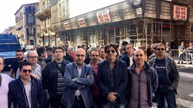 protesta bacino prefettizio, Catania, Economia