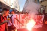 Studenti in piazza a Palermo contro l'alternanza scuola-lavoro - Video