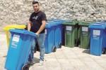 Rifiuti, svolta ad Agrigento: al via la raccolta differenziata