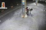 Palermo, 8 rapine alle stesso distributore di benzina: due arresti - video