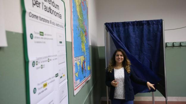 referendum veneto lombardia, Sicilia, Politica